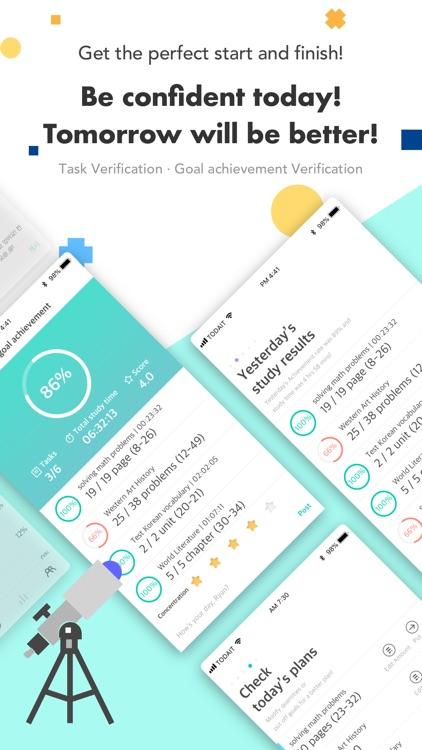 Todait - Smart study planner screenshot-3