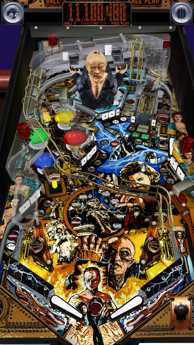 Screenshot from Pinball Arcade Plus
