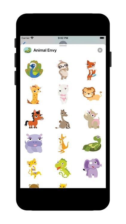 Animal Envy screenshot-3