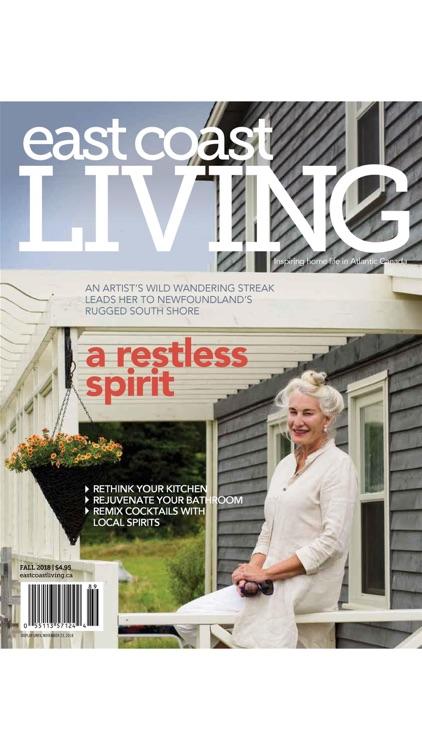 East Coast Living Magazine screenshot-4