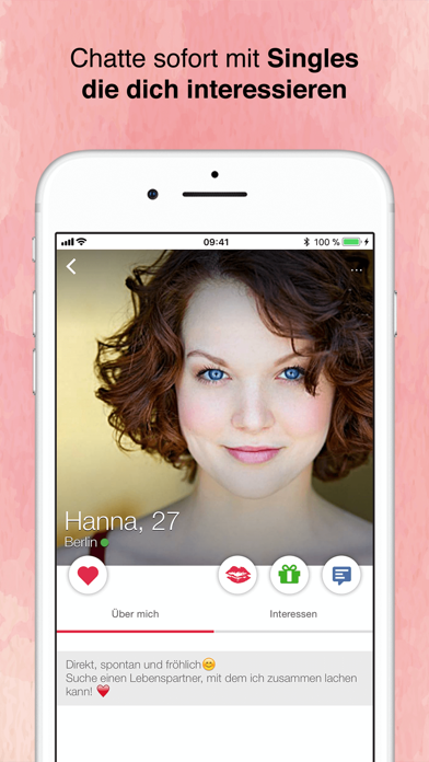 Wilde dating-app fehlt chat
