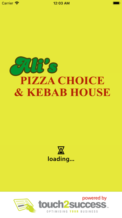 Alis Pizza Choice Kebabhouse Ios Apps Appagg
