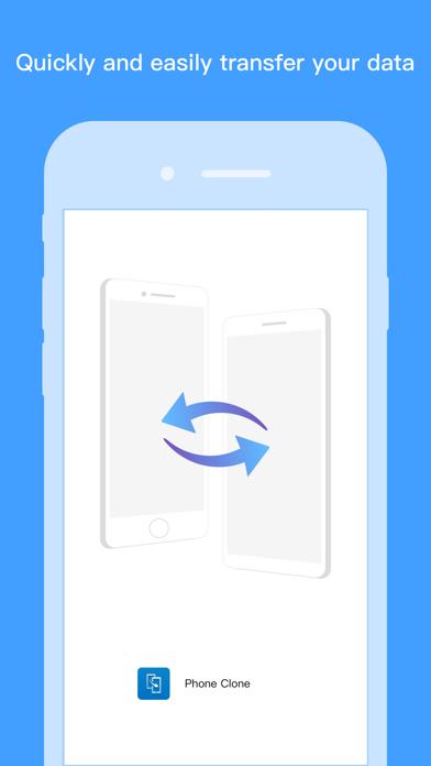 Herunterladen Phone Clone für Pc