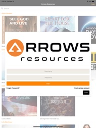 Arrows Resources ipad images
