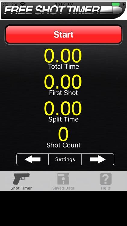 Gun Shot Timer