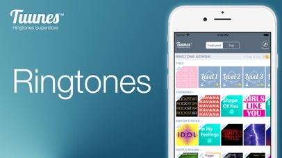 TUUNES™ Ringtones & Music