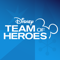 App Icon for Disney Team of Heroes App in Bahrain App Store