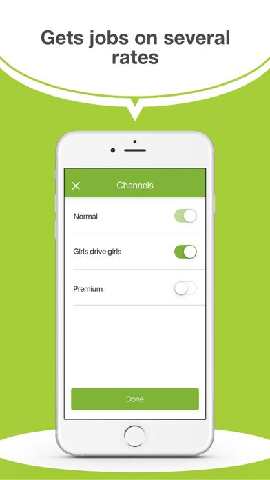 Ulendo Driver app screenshot one