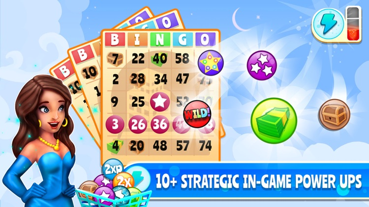Bingo Dice - Live Classic Game screenshot-5