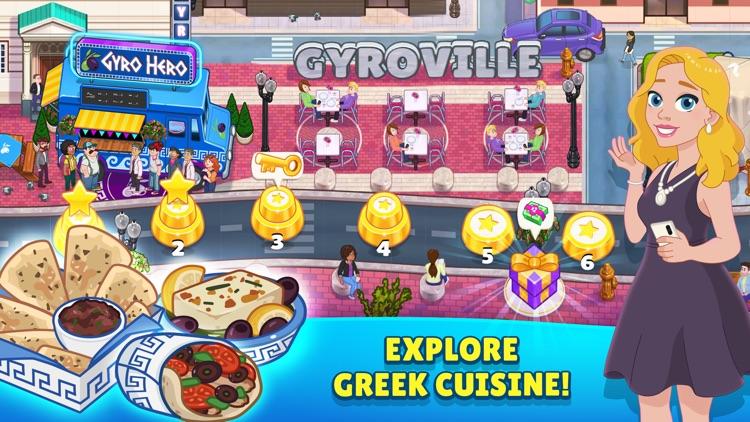 Kitchen Scramble 2: World Cook screenshot-6