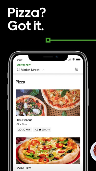 Screenshot for Uber Eats: Food Delivery in India App Store