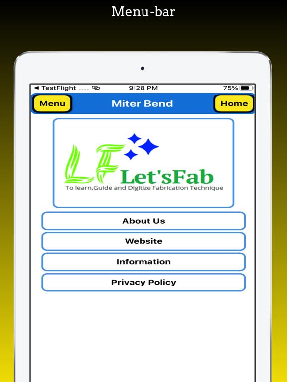 Miter Bend Pro screenshot 8