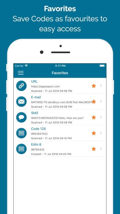 QR Scanner - Barcode Manager screenshot-6