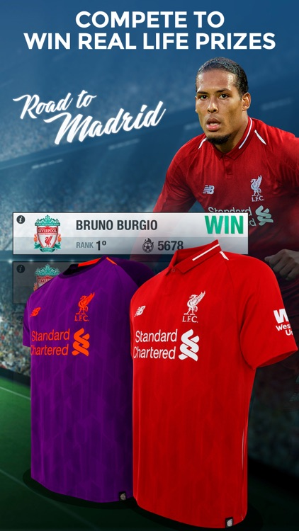 LIVERPOOL FC FANTASY MANAGER screenshot-9