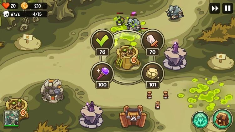 Empire Warriors TD Premium screenshot-4