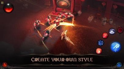 Blade Bound: Immortal DarknessScreenshot of 2