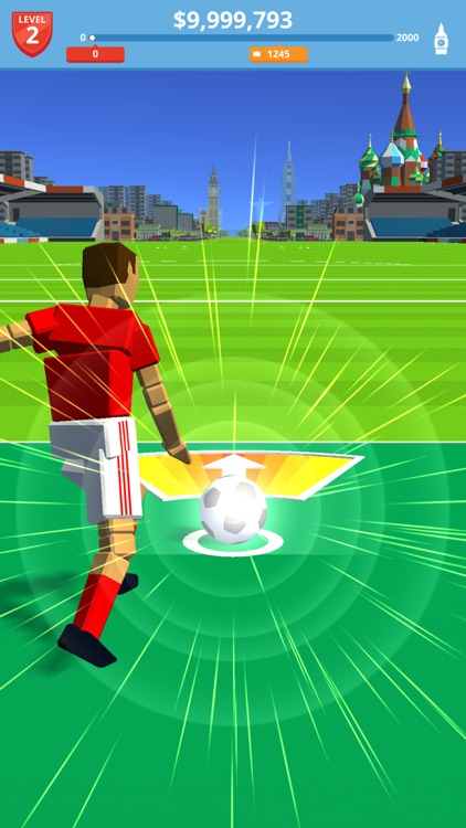 Soccer Kick screenshot-0