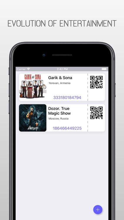 VR Ticket screenshot-3