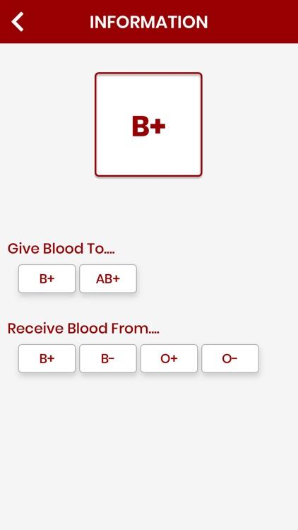 Blood Finder - Quick Rescue screenshot-4