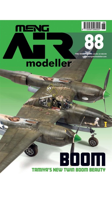 Meng AIR Modellerのおすすめ画像3
