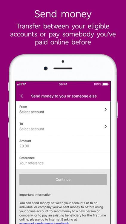 M&S Banking screenshot-3