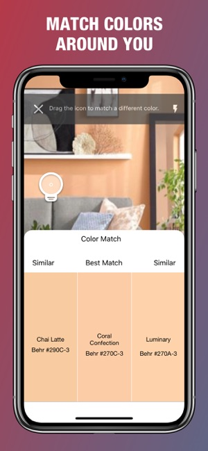 Lowes Paint App >> Project Color The Home Depot On The App Store