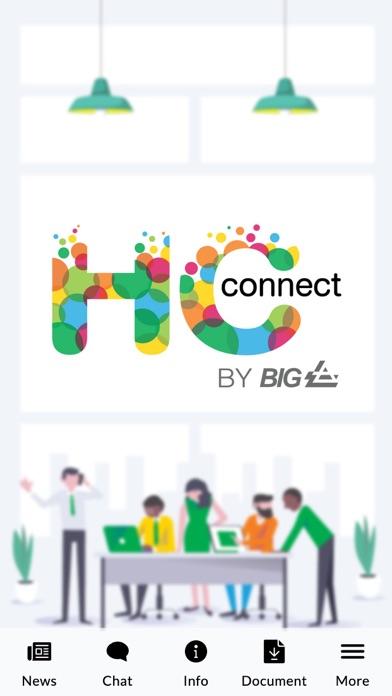 BIG HC Connect screenshot 1