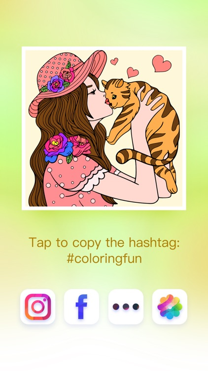 Coloring Fun : Color by Number screenshot-4