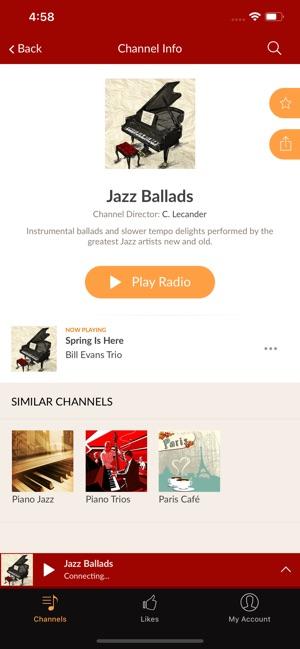 Jazz Radio! on the App Store