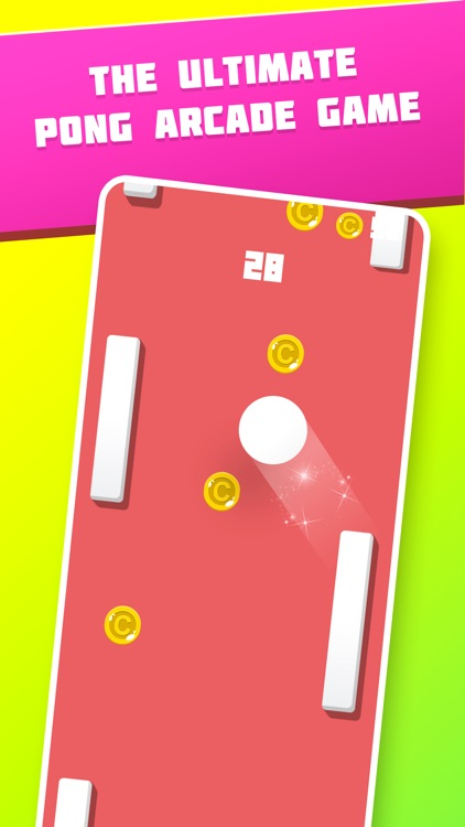 Switch Up: Ping Pong Ball Game