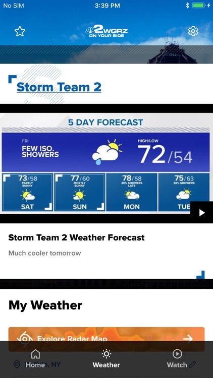 Buffalo News from WGRZ screenshot-1