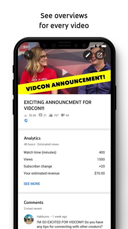 YouTube Studio screenshot-5