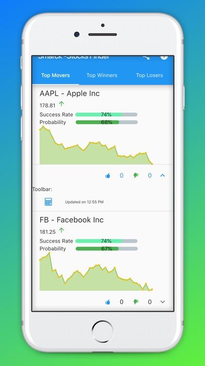 Smarck -Stock Recommendations screenshot-5