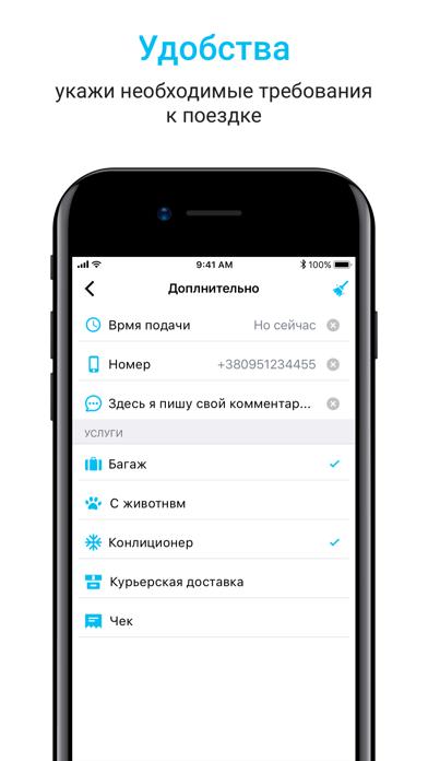 Taxi Friday Ukraine screenshot 4