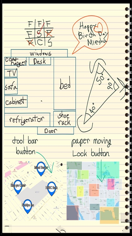 New Note Notebook - Memo PRO