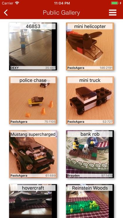 Mega Bricks: create cool toys screenshot-5