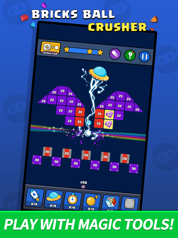 Bricks Ball Crusher screenshot 10