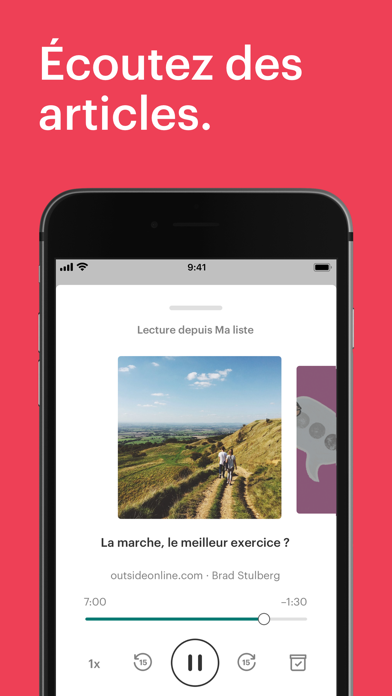 Pocket: Save Stories for Later iPhone