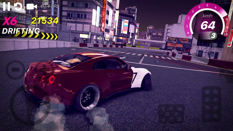 Hashiriya Drifter screenshot-6