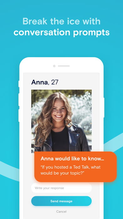 The Inner Circle – Dating App Screenshot