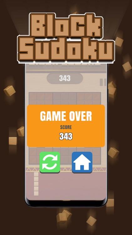 Block Sudoku : Wood Puzzle screenshot-3