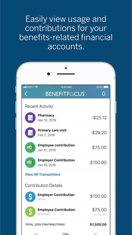 Benefitfocus screenshot-8