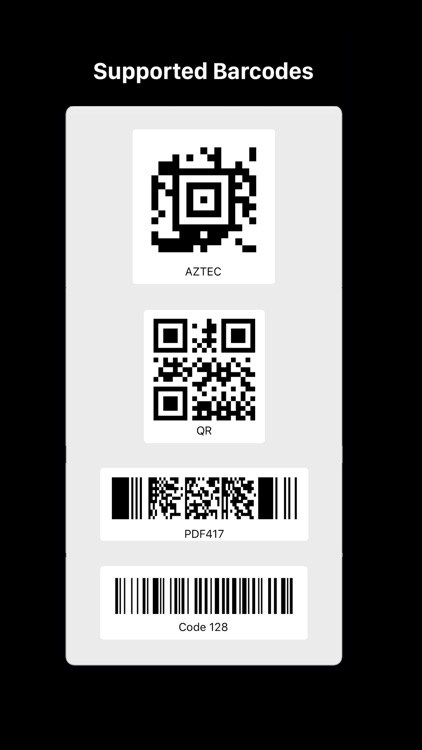 MakePass: Barcode to Wallet screenshot-4