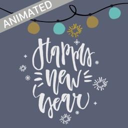 Animated Happy New Year 2020!