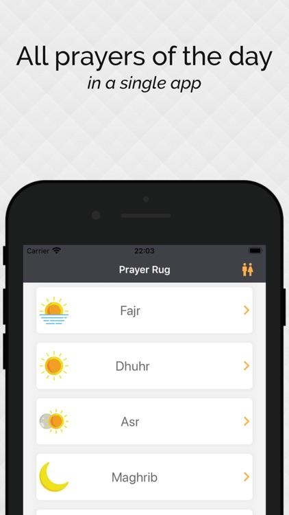 Prayer Rug With Voice