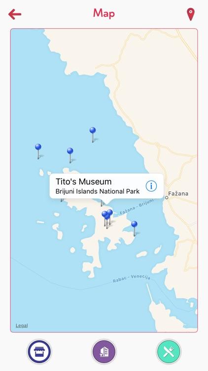 Brijuni Islands National Park screenshot-3