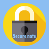 Secure Note-Save you notes
