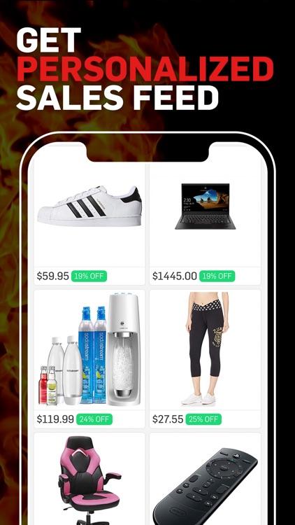 Hot Deals Finder - SHOP & SAVE screenshot-4