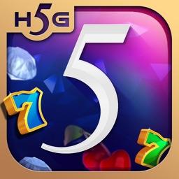 High 5 Casino: à sous de Vegas