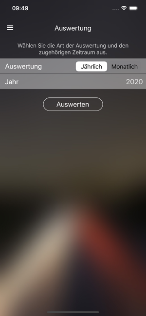 ‎Migräne App Screenshot